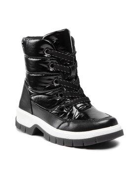 Caprice Caprice Μπότες Χιονιού 9-26215-27 Μαύρο
