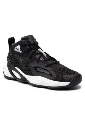 adidas adidas Pantofi Exhibit A Mid H67747 Negru
