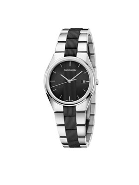Calvin Klein Calvin Klein Uhr Lady K9E231B1 Silberfarben