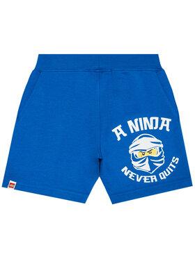 LEGO Wear LEGO Wear Sportske kratke hlače 12010127 Plava Regular Fit