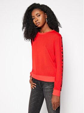 DKNY DKNY Bluzka YI2422412 Czerwony Regular Fit