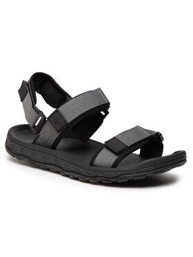 4F 4F Sandále H4L21-SAM001 Sivá