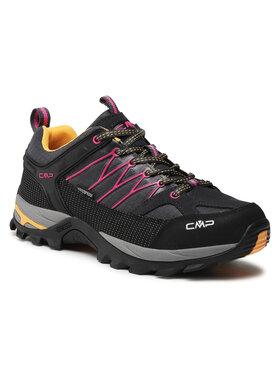 CMP CMP Trekkingi Rigel Low Wmn Trekking Shoe Wp 3Q54456 Szary