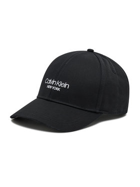 Calvin Klein Calvin Klein Καπέλο Jockey Bb Cap K50K506037 Μαύρο