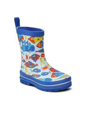 Helly Hansen Helly Hansen Guminiai batai Jk Splash Print 11673 538-7 24 Mėlyna
