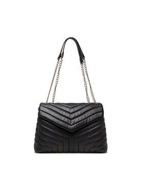 DeeZee DeeZee Дамска чанта EBG13962 Черен