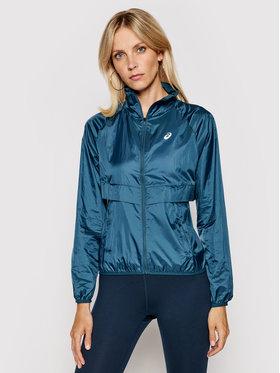 Asics Asics Куртка для бігу New Strong™ 2012B329 Cиній Regular Fit