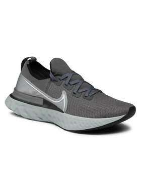 Nike Nike Boty React Infinity Run Fk CD4371 015 Šedá