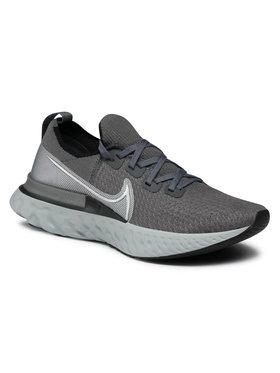 Nike Nike Topánky React Infinity Run Fk CD4371 015 Sivá
