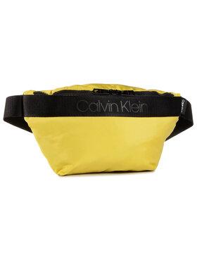 Calvin Klein Calvin Klein Τσαντάκι μέσης Nastro Logo Waistbag K50K505672 Κίτρινο