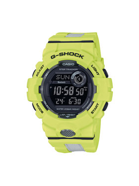 G-Shock G-Shock Orologio GBD-800LU-9ER Giallo
