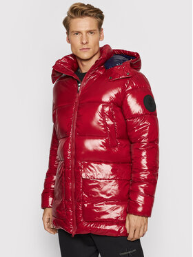 Save The Duck Save The Duck Giubbotto piumino D40292M LUCK13 Rosso Regular Fit