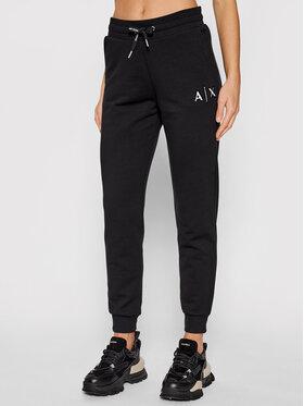 Armani Exchange Armani Exchange Pantalon jogging 6KYP78 YJ6PZ 1200 Noir Regular Fit