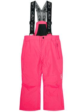 CMP CMP Lyžařské kalhoty 3W15994 Růžová Regular Fit