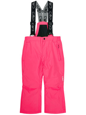 CMP CMP Pantaloni da sci 3W15994 Rosa Regular Fit
