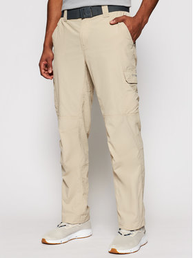 Columbia Columbia Outdoor панталони Silver Ridge II 1794901 Бежов Regular Fit