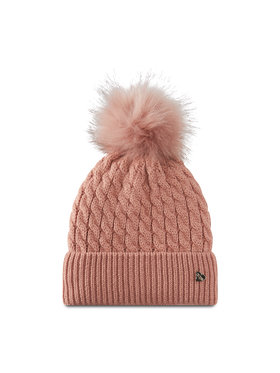 Guess Guess Czapka Not Coordinated Hats AW8201 WOL01 Różowy