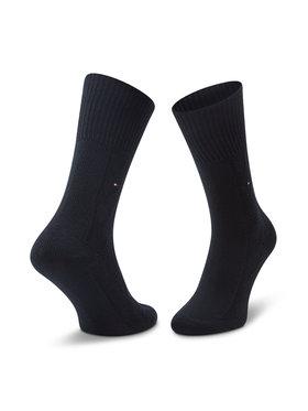 TOMMY HILFIGER TOMMY HILFIGER Hosszú női zokni 100000859 Sötétkék