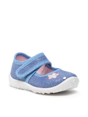 Superfit Superfit Papuci de casă 1-009258-8000 Albastru