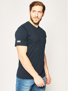 Helly Hansen Helly Hansen T-Shirt Crew 33995 Granatowy Regular Fit