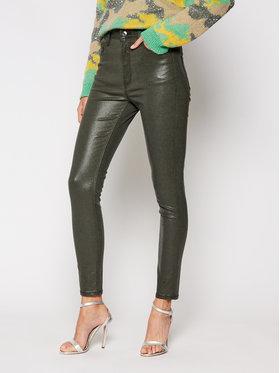Guess Guess jeansy_skinny_fit W0BA26 WDCA1 Žalia Skinny Fit