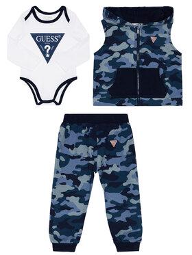Guess Guess Souprava vesta, body a teplákové kalhoty P0YG17 K83S0 Barevná