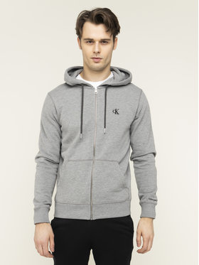 Calvin Klein Jeans Calvin Klein Jeans Sweatshirt J30J314535 Grau Regular Fit