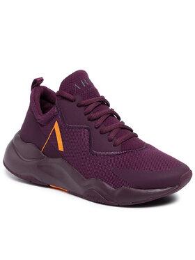 ARKK Copenhagen ARKK Copenhagen Sneakers Pykro Mesh F-RO90 EL3905-4118-W Violett
