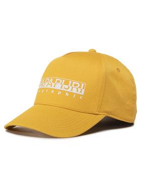 Napapijri Napapijri Καπέλο Jockey Framing 1 NP0A4EAHY Κίτρινο
