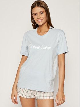 Calvin Klein Underwear Calvin Klein Underwear Tričko 000QS6105E Modrá Regular Fit