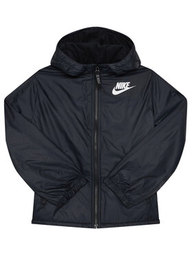 NIKE NIKE Μπουφάν πουπουλένιο Sportswear CU9152 Μαύρο Standard Fit