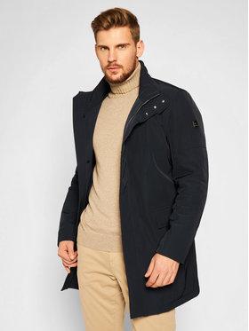 Strellson Strellson Płaszcz przejściowy 11 Casale 30023280 Granatowy Regular Fit