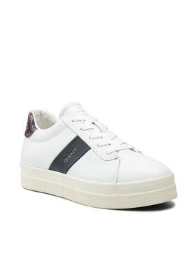 Gant Gant Sneakersy Avona 23531018 Biela