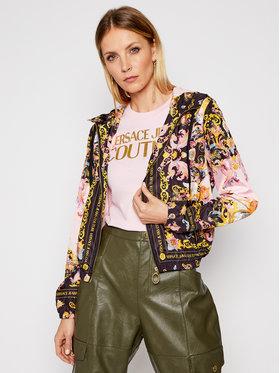 Versace Jeans Couture Versace Jeans Couture Kurtka przejściowa C9HWA975 Kolorowy Regular Fit