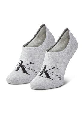 Calvin Klein Jeans Calvin Klein Jeans Socquettes femme 100001769 Gris