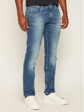 Tommy Jeans Tommy Jeans Slim Fit Jeans DM0DM03943 Dunkelblau Slim Fit
