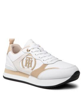 Tommy Hilfiger Tommy Hilfiger Sneakersy Feminine Active City Sneaker FW0FW05928 Biela