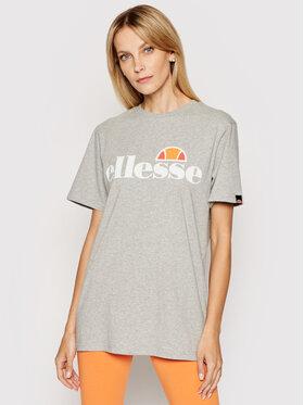 Ellesse Ellesse Marškinėliai Albany SGS003237 Pilka Regular Fit