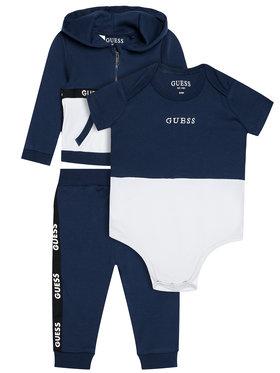 Guess Guess Sportinis kostiumas P1RG00 KA6W0 Tamsiai mėlyna Regular Fit