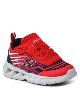 Skechers Skechers Sneakersy Maver 401503N/RDBK Czerwony