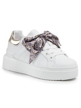 Pollini Pollini Sneakersy SA15034G1CXC110C Biały