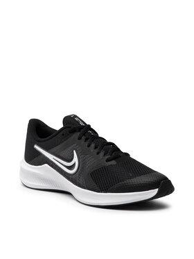 Nike Nike Cipő Downshifter 11 (GS) CZ3949 001 Fekete