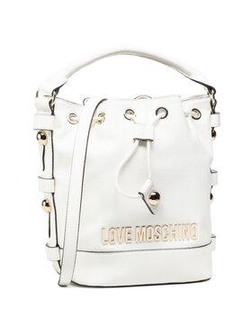 LOVE MOSCHINO LOVE MOSCHINO Τσάντα JC4020PP1CLB0100 Λευκό