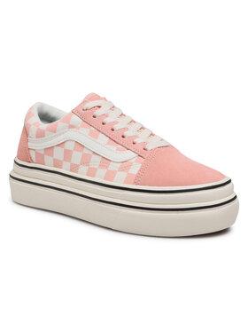 Vans Vans Πάνινα παπούτσια Super Compycush O VN0A4UUN4ZR1 Ροζ