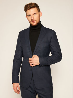 Strellson Strellson Costum 11 Aron-Maser 30023517 Bleumarin Slim Fit