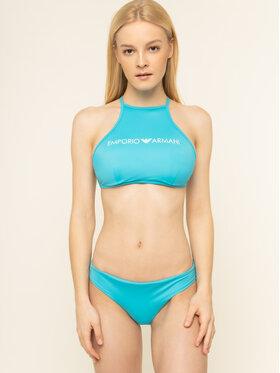Emporio Armani Emporio Armani Bikini 262619 0P313 00383 Niebieski