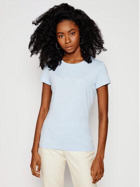 Marc O'Polo Marc O'Polo T-shirt 102 2293 51083 Bleu Slim Fit