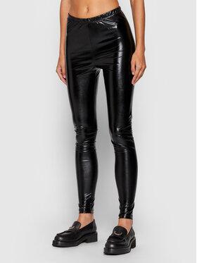 Kontatto Kontatto Leggings B4109 Nero Slim Fit