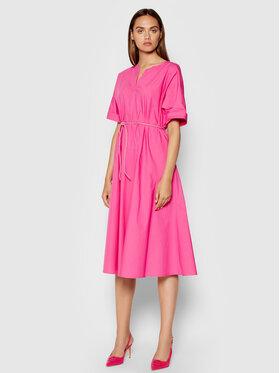 Imperial Imperial Sukienka codzienna ABTWBGV Różowy Regular Fit
