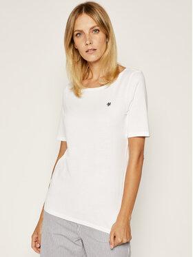 Marc O'Polo Marc O'Polo T-Shirt B01 2183 51159 Biały Regular Fit